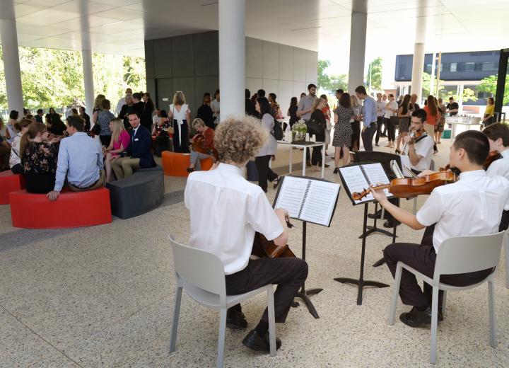 Perth Modern School String Quartet